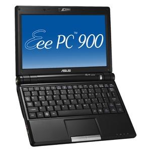 ASUS EeePC 900-X ブラック + (emobile) D12HW