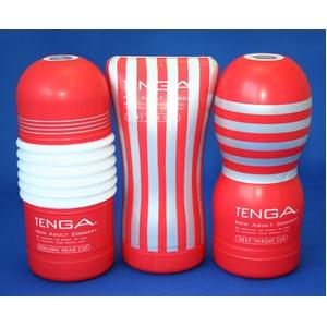 TENGA(テンガ) スペシャル3種セット - 拡大画像
