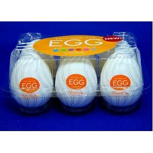 TENGA(テンガ)オナタマゴ ツイスター5個&エッグローションセット EGG-004,EGGL-001 - 拡大画像