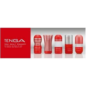 赤TENGA(テンガ) ローリングヘッドカップ TOC-103
