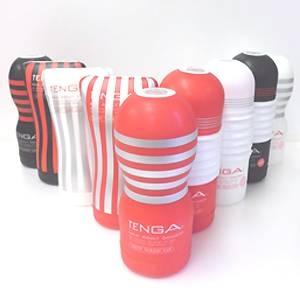 TENGA(テンガ) スペシャル9種 フルセット - 拡大画像