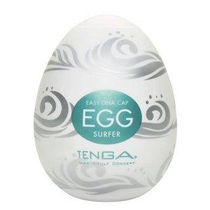 TENGA(テンガ) NEW オナタマゴ サーファー 6個セット - 拡大画像