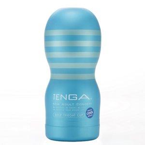 TENGA ディープスロート・カップ  夏限定クールバージョン。 - 拡大画像