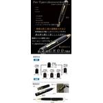 【小型カメラ】ペン型ビデオレコーダー4GB内蔵 【スパイカメラ】800万画素
