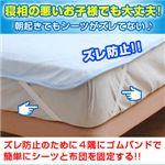 この夏お薦めの安眠グッズ アウトラスト(R)使用 快眠ひんやりクールシーツ セミダブル ブルー