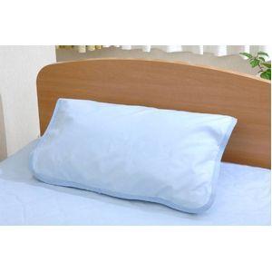 【特別SALE!旧モデル】アウトラスト(R)使用 快眠ひんやりクール枕カバー ブルー