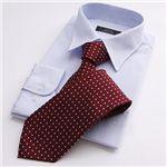 カラー系ワイシャツ&ネクタイ14点セット LLサイズ