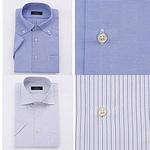 ドゥエボットーニワイシャツ半袖5枚セット Lサイズ
