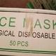 【B級バルク商品】◆人気の「白」◆【業務用パック】3層不織布サージカルマスク【300枚セット】  - 縮小画像5