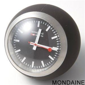 MONDAINE(モンディーン) デスク クロック グローブ A660.30335.14SBB