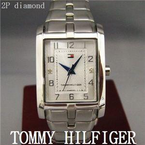 TOMMY HILFIGER(トミー・ヒルフィガー) diamondモデル ブレスウォッチ