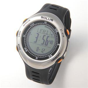 SOLUS(ソーラス) ハートレートモニター 心拍時計 Pro110 01-110-002 ノーマル - 拡大画像