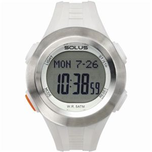 SOLUS(ソーラス) 心拍時計(ハートレートモニター) 01-101-03 - 拡大画像