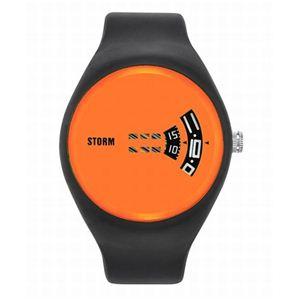 STORM(ストーム) メンズ ラバーウォッチ 47062O - 拡大画像
