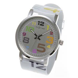 NEXTIME(ネクスタイム) 腕時計 Mercure - 拡大画像