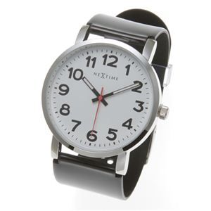 NEXTIME(ネクスタイム) 腕時計 Station - 拡大画像