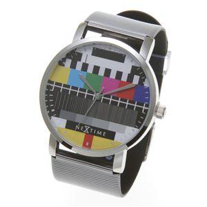 NEXTIME(ネクスタイム) 腕時計 Testpage - 拡大画像
