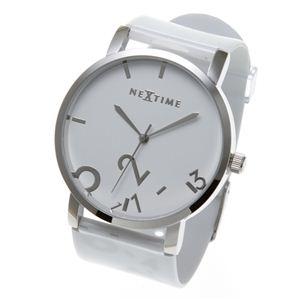 NEXTIME(ネクスタイム) 腕時計 Dropped - 拡大画像