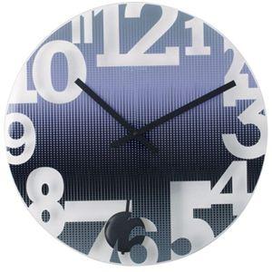 NEXTIME(ネクスタイム) 掛け時計 Swing 8127 - 拡大画像