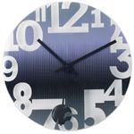 NEXTIME(ネクスタイム) 掛け時計 Swing 8127