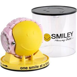SMILEY(スマイリー)腕時計 SMILEY Harvey Ball(スマイリーハーベイボール) ピンク WGHB-PP-PKV01 h02