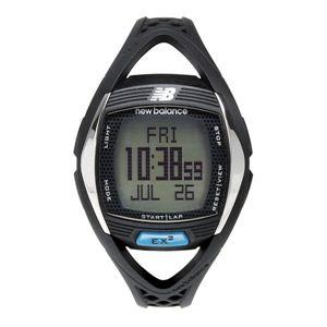 new balance(ニューバランス) 腕時計 EX2 901 心拍計測機能搭載ランニングウォッチ ブラック×ブルー - 拡大画像