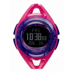 new balance(ニューバランス) 腕時計 EX2 903 ランニングウォッチ ピンク×パープル - 拡大画像