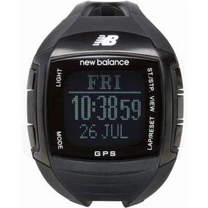 new balance(ニューバランス) 腕時計 EX2 900 GPS機能搭載 for windows ランニングウォッチ ブラック×ブラック - 拡大画像