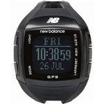 new balance(ニューバランス) 腕時計 EX2 900 GPS機能搭載 for windows ランニングウォッチ ブラック×ブラック