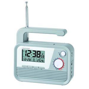 ADESSO(アデッソ) ダイナモラジオ電波時計 C-6020 - 拡大画像