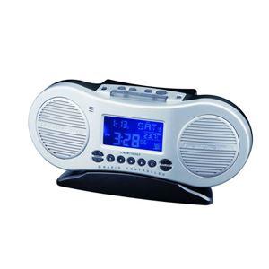 ADESSO(アデッソ) AM/FMラジオ電波時計 C-885