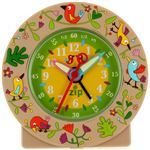 Baby Watch Paris 【ベビーウォッチ】 園児・小学生向け子供用目覚まし時計 プランタン AC011 イエロー
