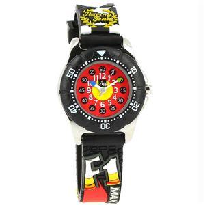 Baby Watch Paris 【ベビーウォッチ】 子供用腕時計 ベビーウォッチ ジップザップ F1カー Z034 ブラック - 拡大画像