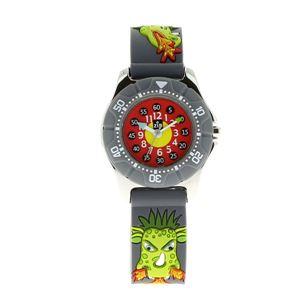 Baby Watch Paris 【ベビーウォッチ】 子供用腕時計 ベビーウォッチ ジップ ドラゴン Z042 グレー - 拡大画像