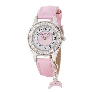 CACTUS(カクタス) キッズ腕時計 チャーム付 CAC-71-L05