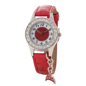 CACTUS(カクタス) キッズ腕時計 チャーム付 CAC-71-L07 - 拡大画像
