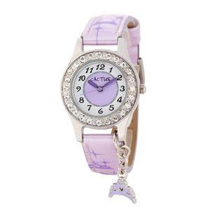 CACTUS(カクタス) キッズ腕時計 チャーム付 CAC-71-L09