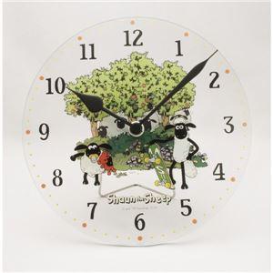 ひつじのショーン Clock SS200-02