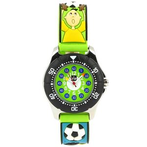 Baby Watch Paris (ベビーウォッチ) 子供用腕時計・目覚まし時計セット サッカー