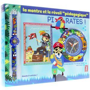 Baby Watch Paris (ベビーウォッチ) 子供用腕時計・目覚まし時計セット 海賊 ブルー