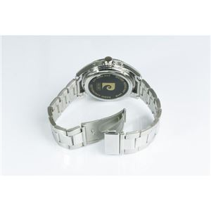 pierre cardin(ピエール・カルダン) ソーラー電波時計 ゴールド PC-791 h03