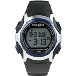 Time Piece(タイムピース) 腕時計 電波時計 ソーラー(デュアルパワー) デジタル ブルー TPW-001BL