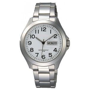 CROTON(クロトン)  腕時計 3針 デイデイト 10気圧防水 RT-144M-5 - 拡大画像