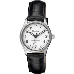 CROTON(クロトン)腕時計3針RT-157L-3