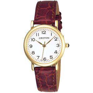 CROTON(クロトン)  腕時計 3針 RT-125L-2