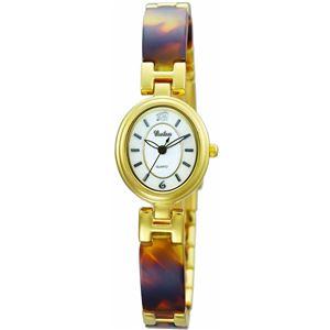CROTON(クロトン)  腕時計 3針 オーバル シェル文字盤 RT-150L-2