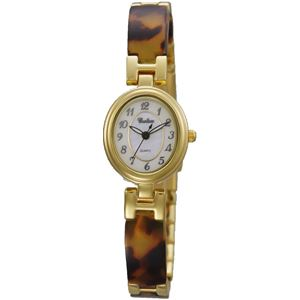 CROTON(クロトン)腕時計3針オーバルシェル文字盤RT-150L-4