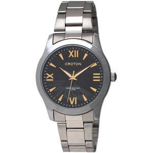 CROTON(クロトン)腕時計3針日本製RT-168M-A