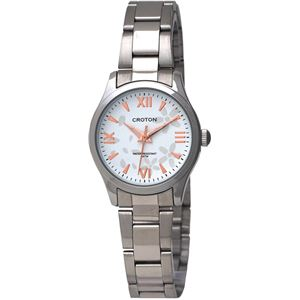 CROTON(クロトン)腕時計3針日本製RT-168L-D