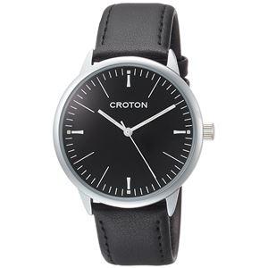 CROTON(クロトン)  腕時計 3針 日本製 RT-172M-F
